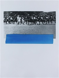 cavalry by john baldessari