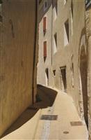 street in sault, provence, 2011 by joel meyerowitz