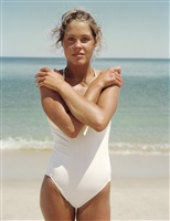 heidi, ballston beach, cape cod, 1981 by joel meyerowitz