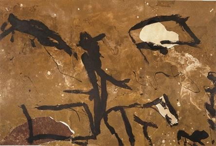 emil schumacher werke aus den jahren 1975 bis 1998 by emil schumacher
