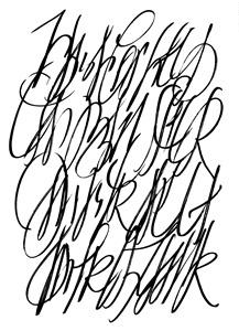 schrift by friederike feldmann