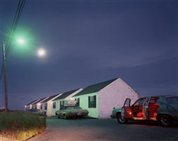 red interior, provincetown, 1976 by joel meyerowitz