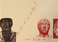 how close...? by leon golub