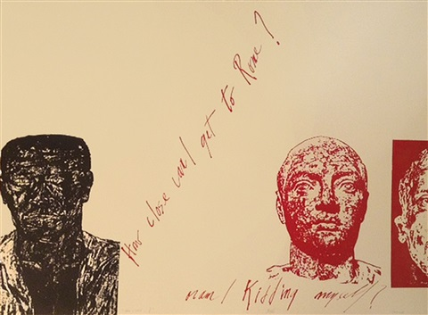 how close by leon golub