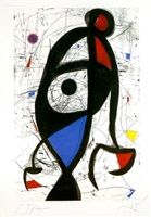 la contre-balancée by joan miró
