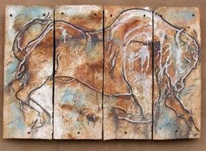 buffalo by priscilla hoback