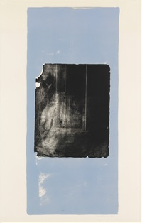 the black douglas stone by robert motherwell