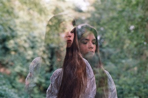 muse double exposure by cyrus mahboubian