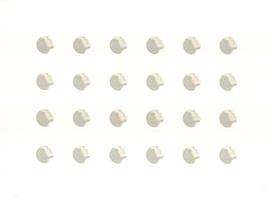 death dots (silver) by ryan callanan