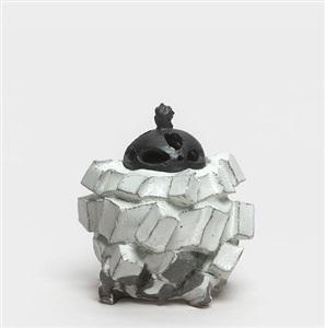 incense burner by shozo michikawa
