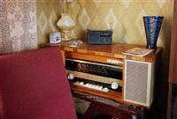 kosmos: arkadly ostashev's radio, korolev city by adam bartos