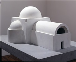transformative space: basilica for santorini by james turrell