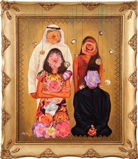 family portrait 2 by shurooq amin