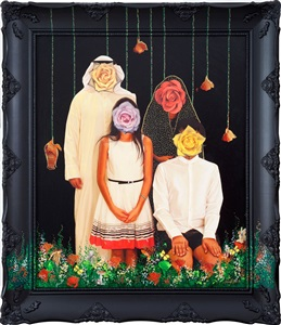 family portrait 1 by shurooq amin