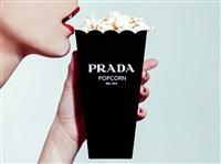 prada popcorn, indulgence series by tyler shields