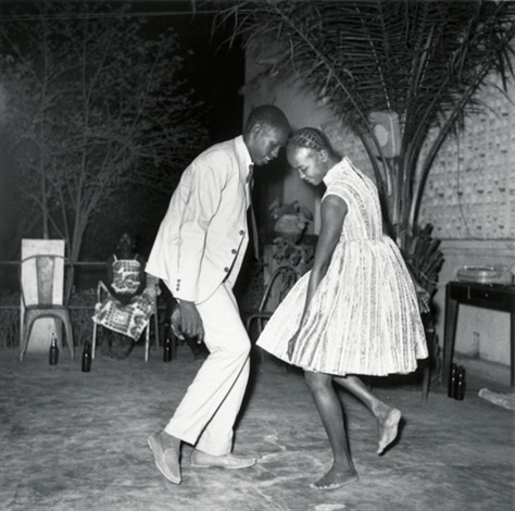 nuit de noël christmas eve by malick sidibé