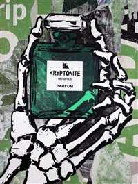 kryptonite's death grip by rich simmons