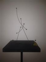triangolo by fausto melotti