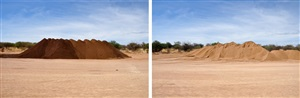 settings for an imaginary landscape i by kiluanji kia henda