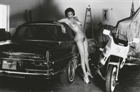 untitled (helmut's angels) by helmut newton