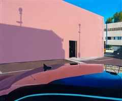 paul smith, melrose avenue, la (late afternoon) by john tierney