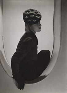schiaparelli fashion, paris, 1937 by horst p. horst