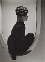 schiaparelli fashion, paris, 1937 by horst p. horst