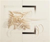 untitled by agostino bonalumi