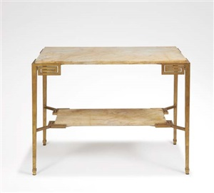 table console / console table by marcel coard
