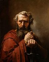 saint paul de tarse by josef bartholomeus vieillevoye