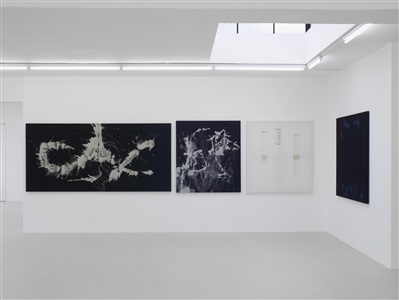 ahh…ah… installation view by valentina liernur