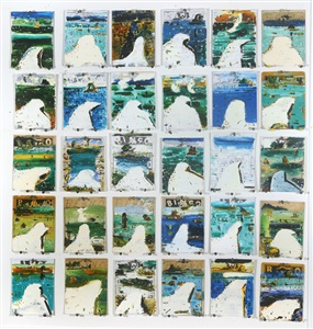 bingo cards by john walker