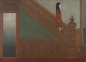 the stairway by will barnet