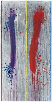 kangaroo by pat steir