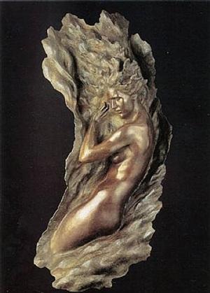 ex nihilo, figure no.6 by frederick hart