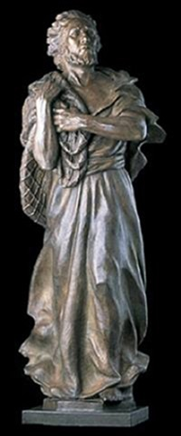 saint peter by frederick hart