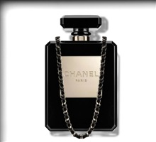 scent of a woman (black on clear) by ultravelvet collection
