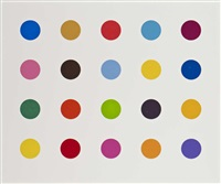 esculetin by damien hirst