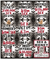 sex & money (a london picture) by gilbert and george