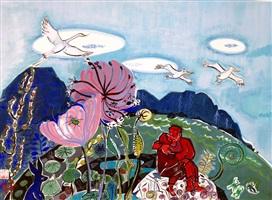 garden of eden by belle yang