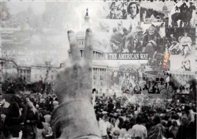 protest 1971, washington dc by dj leon
