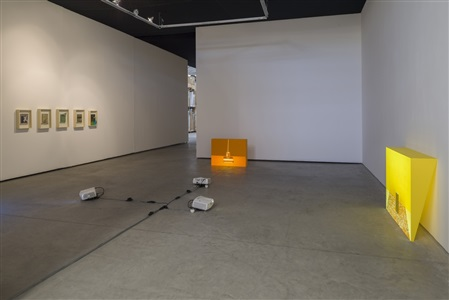 exhibition view by rodrigo cass