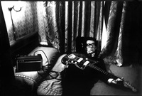 elvis costello, amsterdam 1977 by anton corbijn