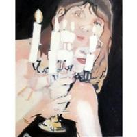 seeking (into the night) by monica serra