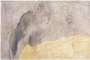 graciana de barrenechea by josé luis cuevas