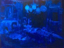 blue by manuel larralde