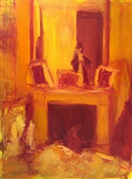 the yellow room by manuel larralde