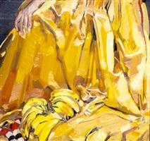 bananas and snake by vanessa garwood