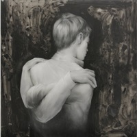 ausstellung anthony goicolea: middle ending by anthony goicolea