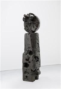 statue by joan miró